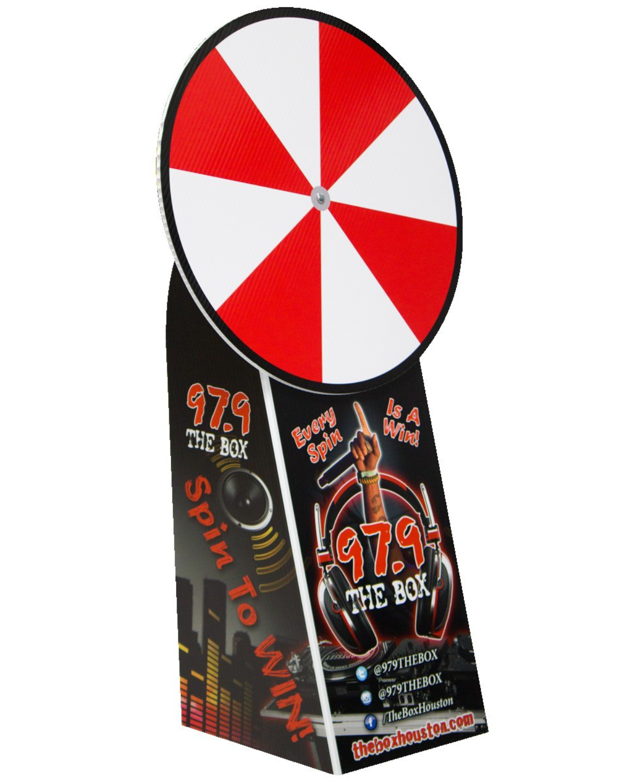 VP Prize Wheel