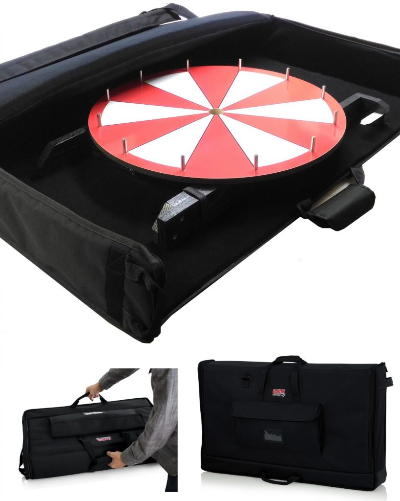 Travel Case - 24 inch Prize Wheel
