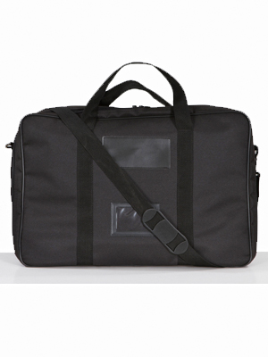 Travel Case for Micro Prize Wheel - side view