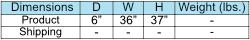 "32"" Custom Printed Prize Wheel - Charts"