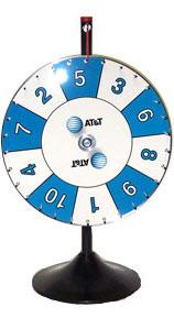 Prize Wheel - CUSTOM - Style 5