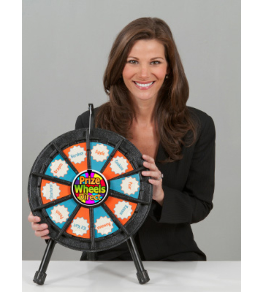 Micro Model - Prize Wheel Direct Display Games