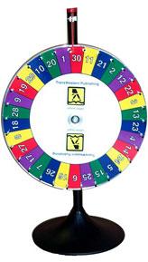 Prize Wheel - CUSTOM - Style 1