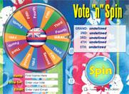 Digital Prize Wheel - Sample 2