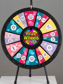 Adaptable Prize Wheel