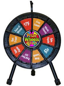 Micro Prize Wheel Templates