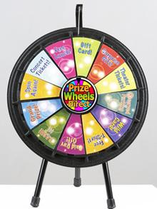 Mini Prize Wheel Templates