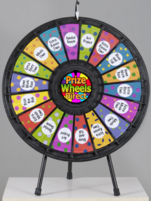 """Prize Wheel (31"""")"""